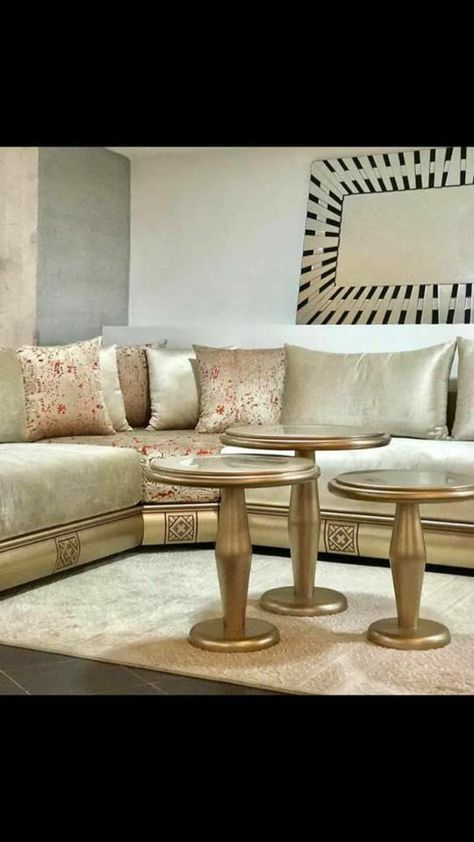 Pin By Timat Fleur On Salon Marocain Moroccan Living Room Home Room Design Home Decor