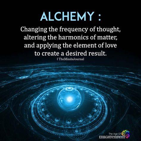 Alchemy Quantum Physics Spirituality Spirit Science Spirituality