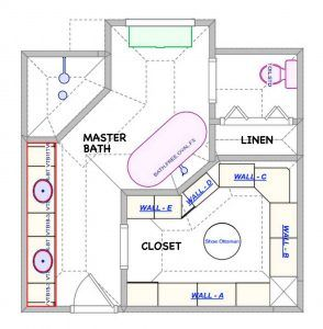 Master Bedroom 12x16 Floor Plan With 6x8 Bath And Walk In Closet Home Decor Designs 2018 2019 Master Suite Floor Plan Master Bedroom Plans Master Bedroom Addition