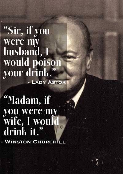 History Via Learninghistory Funny Quotes Best Funny Jokes Churchill Quotes