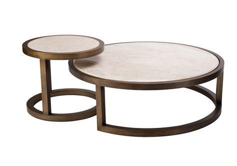Table Basse Omega Hugues Chevalier Table Basse Design Table