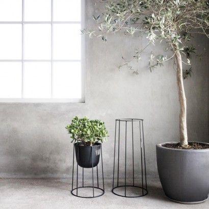 Sockel Wire Base Menu Schoner Wohnen Shop Pflanzenstander Schoner Wohnen Japanischer Garten