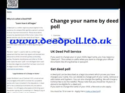 25+ melhores ideias de Deed poll name change no Pinterest Hacks - consent form