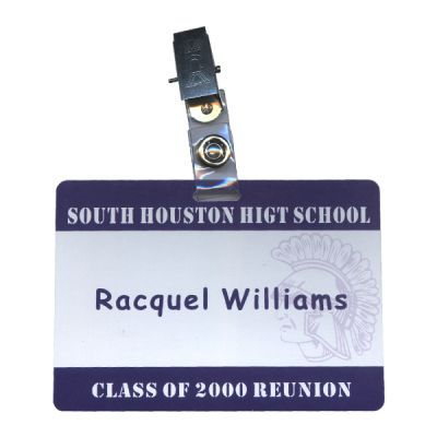 50Th Class Reunion Name Tags |   -Alumni-Reunion-Name-Badge-With