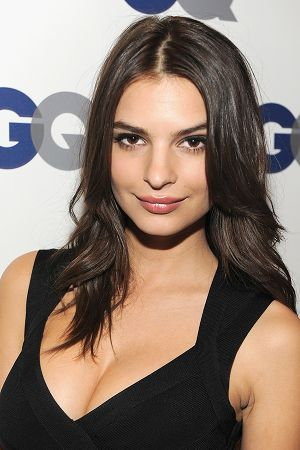 Emily Ratajkowski by Terry Richardson to Appear in 'GQ' December 2013