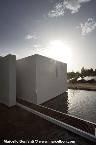 Tamassociati   TAKING CARE IN ARCHITECTURE     PRAYER AND MEDITATION  PAVILION, KHARTOUM, SUDAN (SD)   Architecture   Pinterest   Pavilion And  Architecture Idea