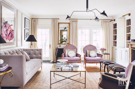 At Home With: Designer Wendy Labrum, Chicago :: This Is Glamorous