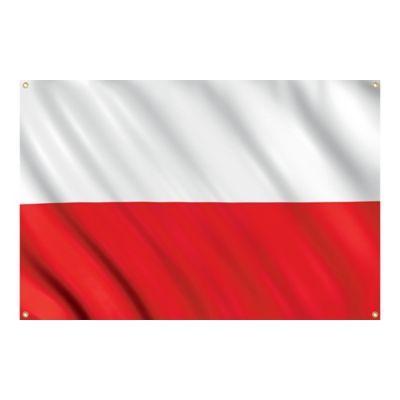 Red White Flag 5ft X 3ft In 2020 Red And White Flag Poland Flag Flag Decor