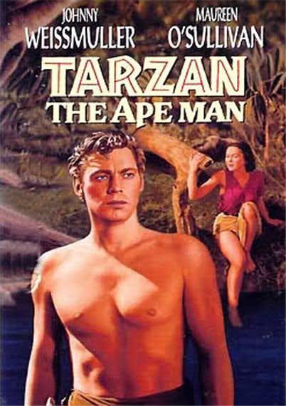 81 Ideas De Johnny Weissmuller Tarzán Cine Tarzan Pelicula