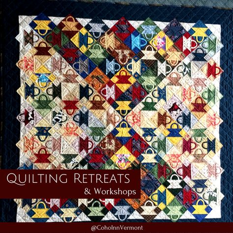 Quilting Retreats & Workshops @ The Coho Inn! Our Quilters Weekend ... : quilting weekends - Adamdwight.com