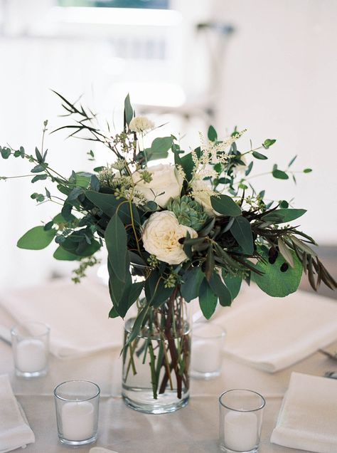 Greenery For Wedding Centerpieces – home office ideas