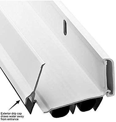 New Ks Hardware Patent Pending Adjustable Double Bubble Door Sweep Draft Stopper Under Door Seal For Exterior Doors Door Sweep Exterior Doors Door Seals