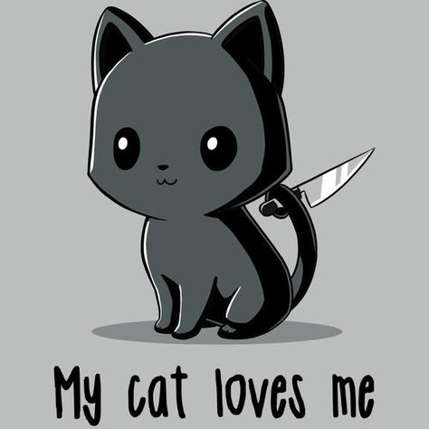 My Cat Loves Me
