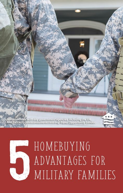 The 5 Best Va Home Loan Benefits Home Buying Buying First Home