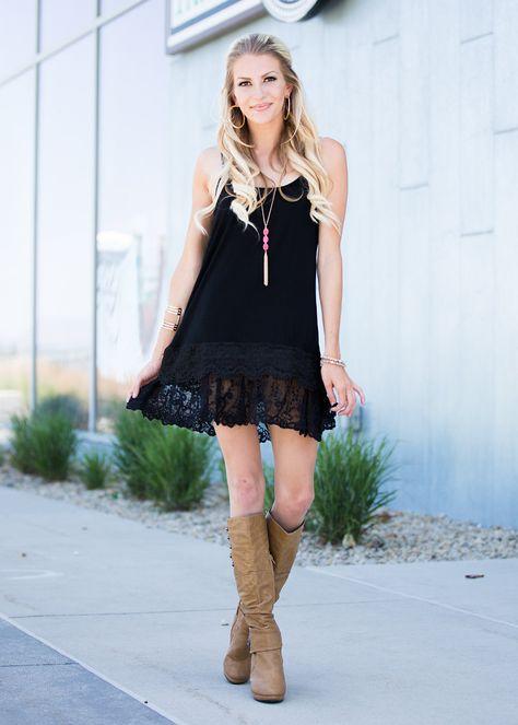 Dress, Short dress, black dress, Spaghetti strap dress, Design Dress, Fashion, Cute, Boutique, Online Boutique