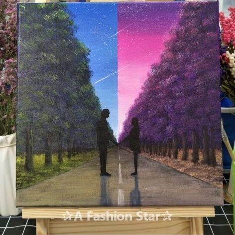 14 Best Painting Ideas – Learn How To Painting Step By Step - Lover Art