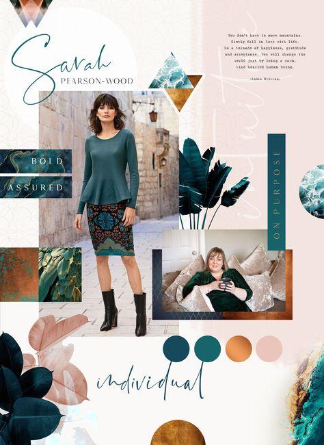 Sarah Brand Vision Board