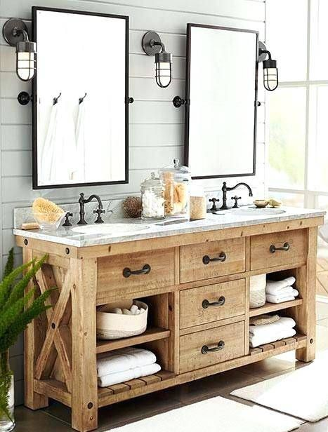 Bathroom Ideas Pottery Barn Rustic Master Bathroom Bathroom