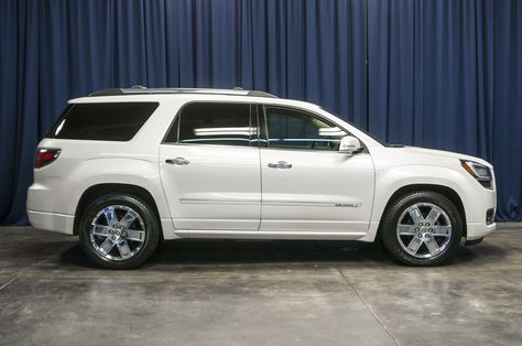 Nwms Delivers 2014 Gmc Acadia Denali Sport Utility 4d Buy Online Delivered To Your Home With 3 Day Returns Autocheck Veri Gmc Cars For Sale Gmc Terrain