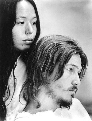 "Ted Neeley and Yvonne Elliman in ""Jesus Christ Superstar"" (1973). COUNTRY: United States. DIRECTOR: Norman Jewison."
