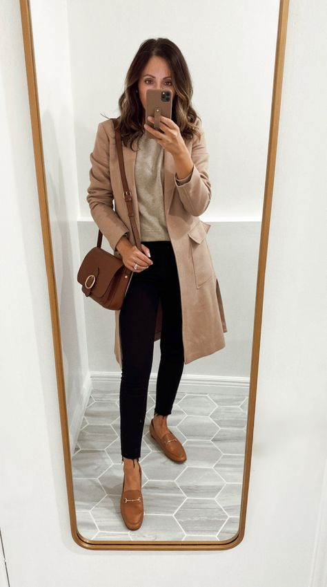 Outfits lately – Easy Fall outfit ideas ~ Lilly Style - Outfits Ideen Simple Fall Outfits, Fall Outfits For Work, Casual Work Outfits, Business Casual Outfits, Professional Outfits, Fall Winter Outfits, Work Casual, Easy Outfits, Fall Teacher Outfits
