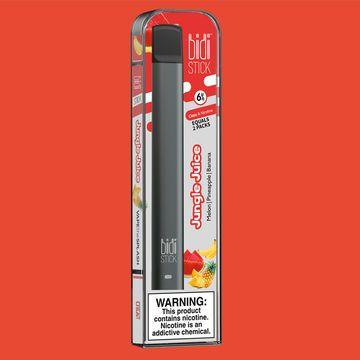 2020 Various In Stocks Prefilled 6 Salt Nicotine Bidi Vape Flavors Disposable Electronic Cigarettes Electronic Cigarettes