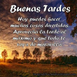Buenas Tardes Imagenes Y Gifs Con Frases De Linda Tarde Gratis