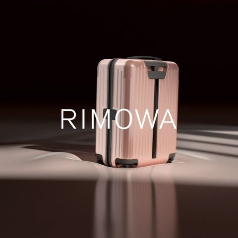 Our lightest suitcase ever - RIMOWA Essential Lite.