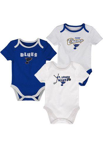 8e45091f St Louis Blues Baby Blue 3rd Quarter One Piece - 133400055   NHL ...