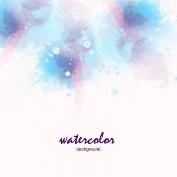 2020 的 Watercolor Background Design Background Abstract