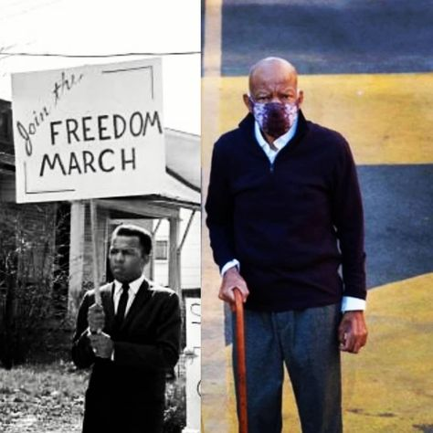 John Lewis Quotes, Civil Rights Leaders, Black History Facts, Black Pride, My Black Is Beautiful, African American History, Black Power, Historical Photos, Equality