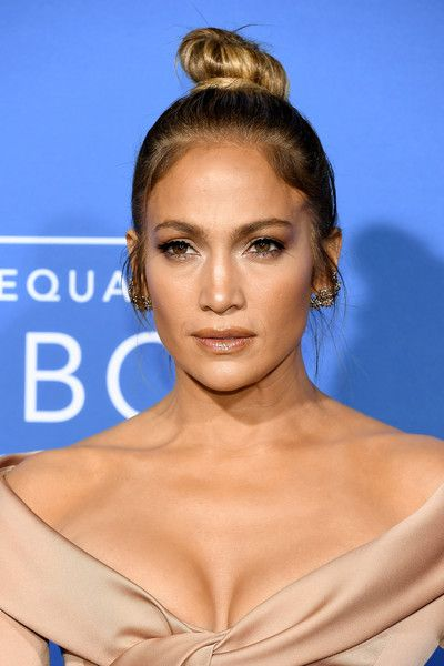 Jennifer Lopez Now - Celebrity Red Carpet Beauty Looks Then and Now - Photos
