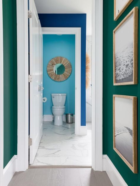 When colors appear together in nature, they pair naturally when you bring them inside. 😍 See how HGTV Dream Home 2021 designer Brian Patrick Flynn brought the outside in with the Delightfully Daring Color Collection... and discover unexpected color inspo for your next paint project. 🎨 Sponsored by HGTV Home® by Sherwin-Williams.