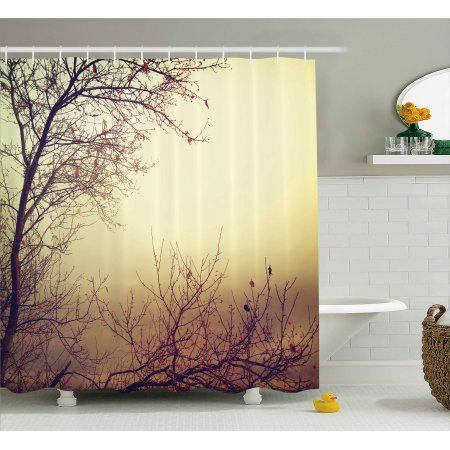 Home Vintage Shower Curtains Curtains Tree Shower Curtains