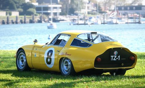 2019 Greenwich Concours d'Elegance to Feature Amazing Cars