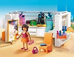 Playmobil 5576 Ankleidezimmer Amazon De Spielzeug Playmobil Ankleide Zimmer Play Mobile