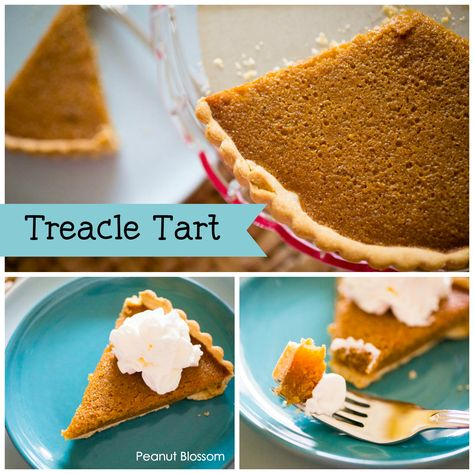 How To Make Treacle Tart Harry Potter S Favorite Dessert Recipe Easy Tart Recipes Tart Recipes Favorite Desserts