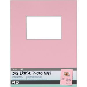 Gifts Pink Dry Erase 11 X14 Photo Mat Holds 4 X6 Photo A Cherry On Top Dry Erase Photo Matting Dry Erase Board