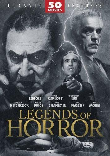 Legends of Horror 50 Movie Pack - Default