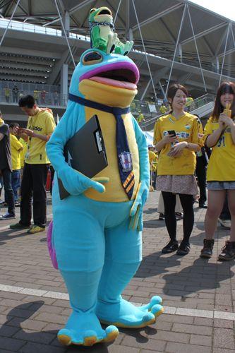 2012/05/06 Jef United Chiba VS Ehime FC / Fukuda Denshi Arena / Kinta???