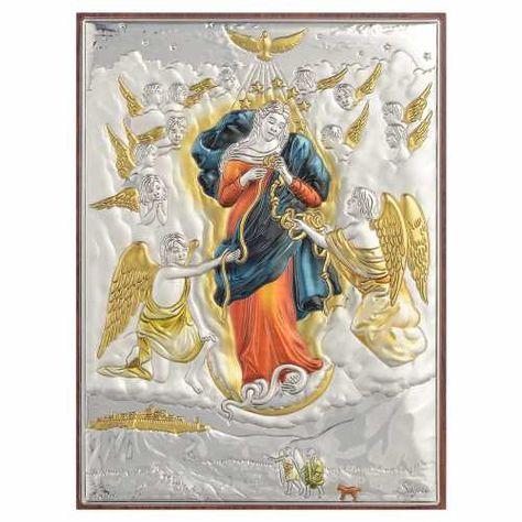 Veronese Heiligen Figur Wanddeko Ikone Heiliger Franziskus Wandrelief Ikone