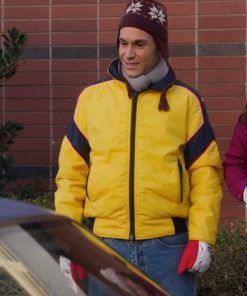 Where Was Barry Goldberg On Halloween Episode 2020 The Goldbergs S07E08 Barry Goldberg Yellow Jacket in 2020