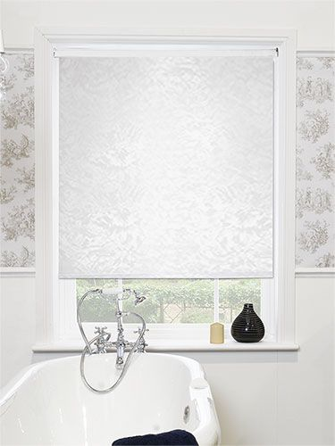 Spray White Roller Blind from Blinds 2go   Home Interior Ideas   Pinterest    White roller blinds  White blinds and Window. Spray White Roller Blind from Blinds 2go   Home Interior Ideas