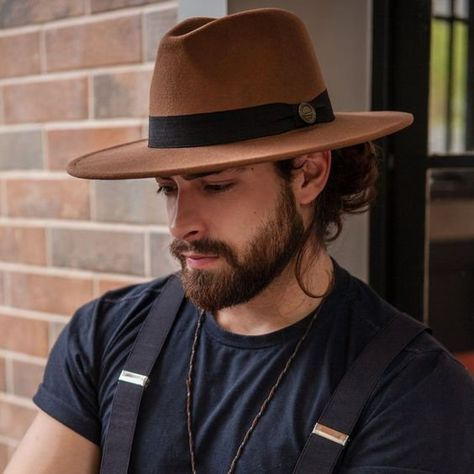 23 Best Casual Men's Summer Hats Fedora Outfit, Mens Fedora Hats, Hat Men, Men's Hats, Mens Summer Hats, Mens Fall, Outfits With Hats, Men Looks, Hats For Men