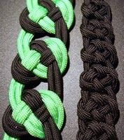 carrick bend paracord bracelet