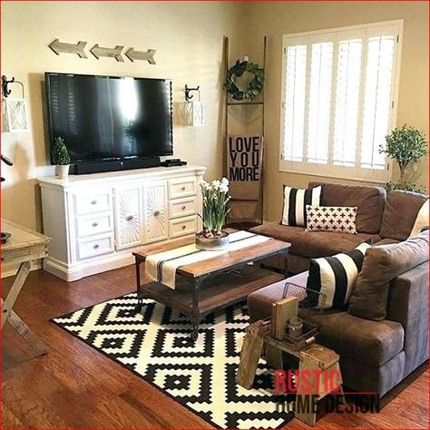 Rustic Living Room Ideas For Small Spaces Wohnzimmer Dekor