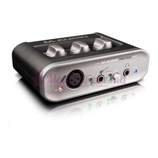 Interfaces Audio Usb M Audio Fast Track Carte Son Externe