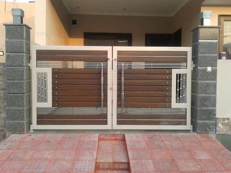 Villa Main Door Entrance Home 55 Ideas For 2019 In 2020 Front Gate Design House Gate Design Home Gate Design