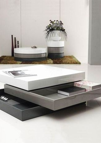 Fabulous A Trio Of Tones Coffee Table Arredamento Dinterni Ocoug Best Dining Table And Chair Ideas Images Ocougorg
