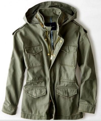 Surplus Jacket A utility jacket is a great alternative to the universally loved denim jacket.